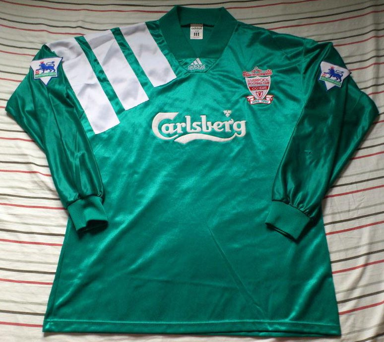 Image with site www.facebook.com/LiverpoolShirtsCollector