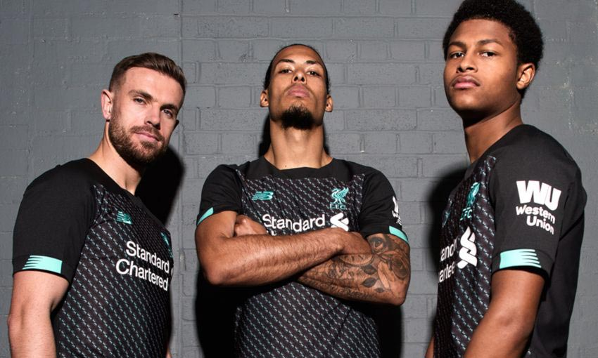 the best attitude 39874 a8513 The History Liverpool FC kits 1892 - 2050