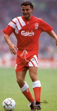 27d62822e The History Liverpool FC Kits 1992 - 1993