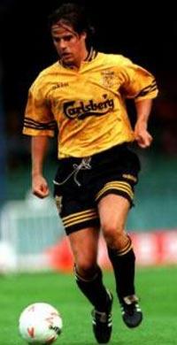 wholesale dealer 79144 a37c3 The History Liverpool F.C. Kits 1994 - 1995