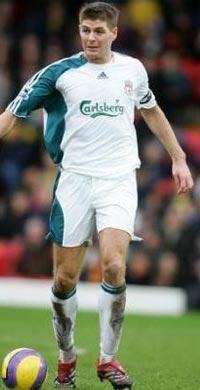 81d201f20 The History Liverpool F.C. Kits 2006 - 2007