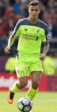 b63b82475f30 The History Liverpool F.C. Kits 2016 - 2017